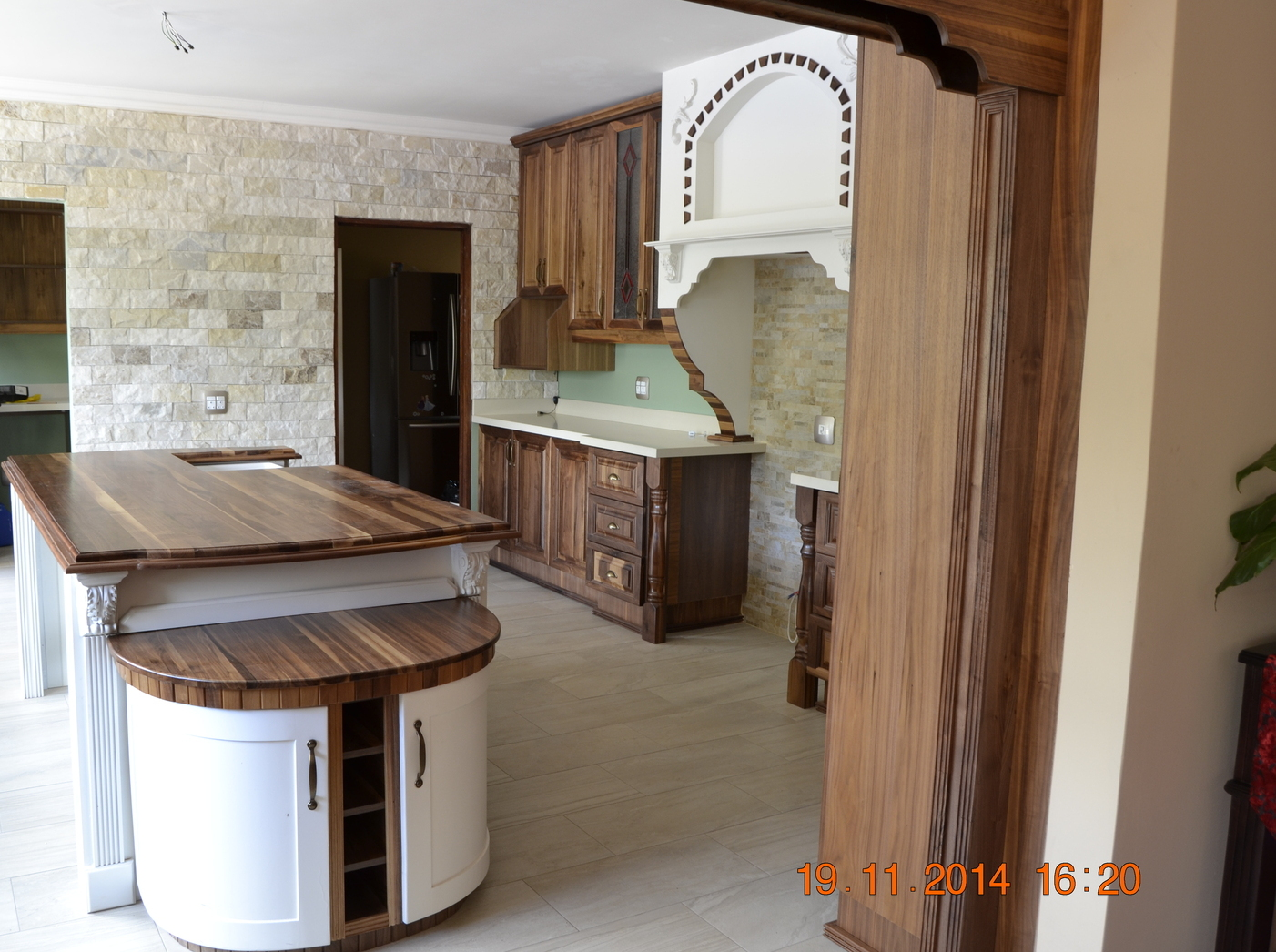 Most expensive kitchen completed for 2014 nico 39 s kitchens for Luxury kitchen johannesburg