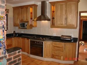 Oakwood kitchen 2