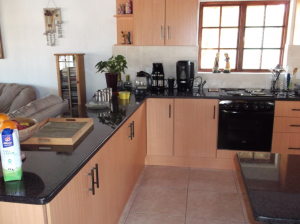 Beech kitchen cupboards Pretoria