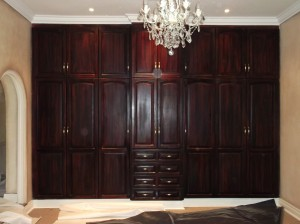 Built in Cupboards