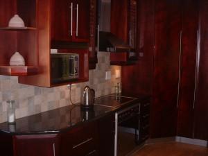 Mahogany Kitchen 1