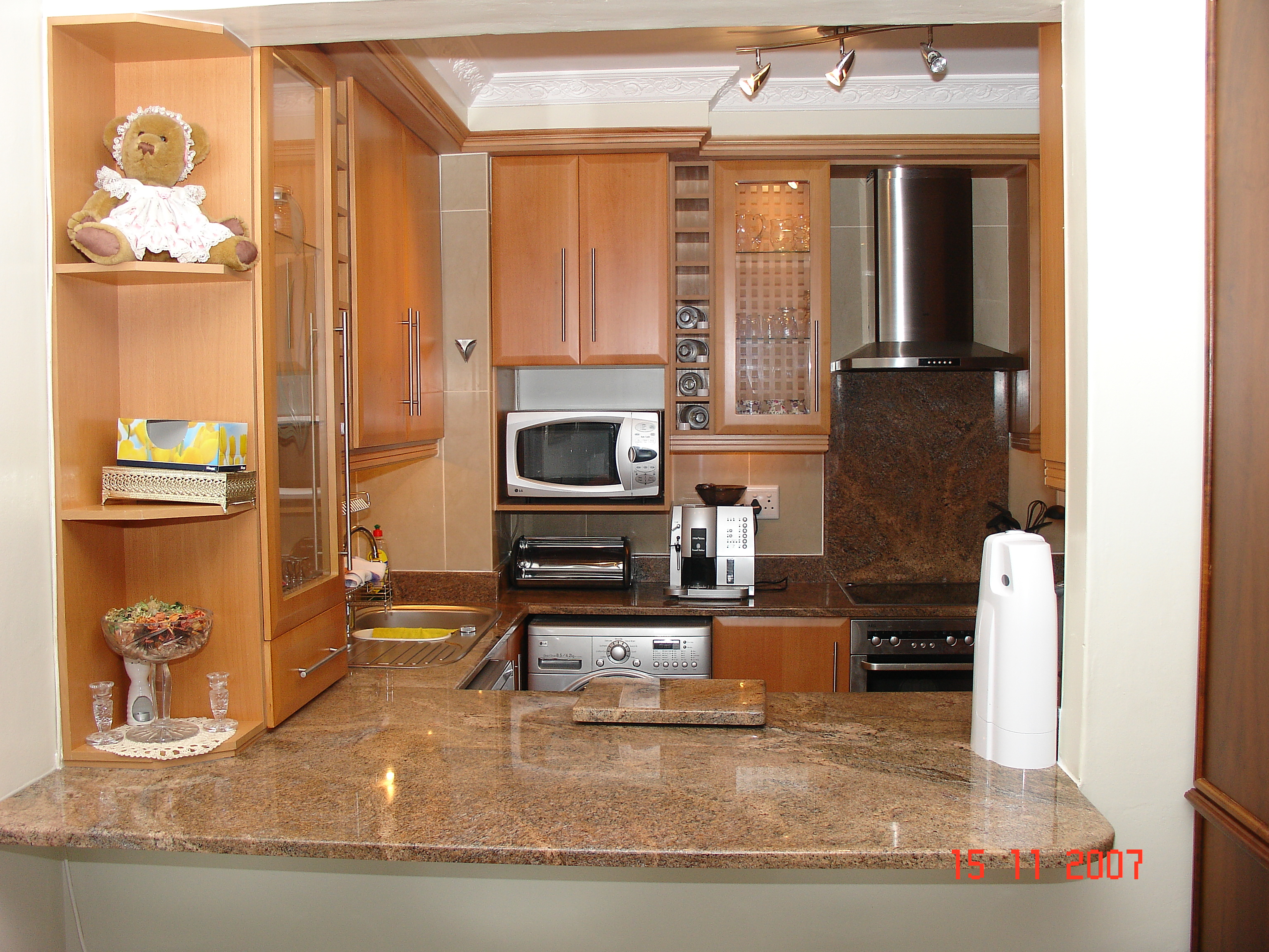 Pink Beech Wood Kitchen Nico S Kitchens
